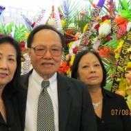 Đám tang Thầy Nguyễn Mộng Giác_1