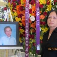 Đám tang Thầy Nguyễn Mộng Giác_3