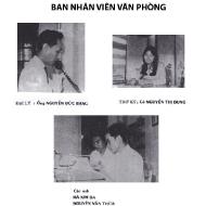 Ban Nhân Viên Văn Phòng
